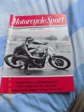 motorcycle sport/kawasaki z1 900/granby yamaha 125 racer/moto guzzi 250