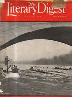 1935 Lit Digest News - June 15 - Normandie speed records; Goering tours Europe