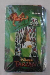 """Disney Tarzan Tour de Lit 84 """" x 15 """" Compatible Avec Jusqu'À 48 """" Fenêtre"""