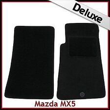Mazda MX5 mk2 1998 1999 2000..2002 2003...2006 Tailored LUXURY 1300g Car Mats