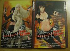 Angel Parabellum 1-2 Engel Mystery Action Erotik Manga Comic-sexy GIRLS Tokyopop