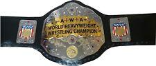 AWA Wrestling Championship Belt