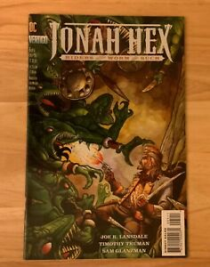 JONAH HEX: RIDERS OF THE WORM AND SUCH #5 (JULY 1995)
