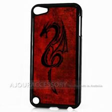 ( For iPod Touch 6 ) Back Case Cover AJ10497 Dragon