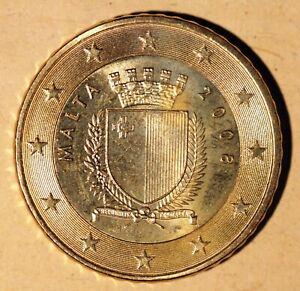 monnaie  Malte, 50 cent  Euro, 2008, SUP,  cc46