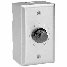 Valcom V-1092 Speaker Volume Control Silver (v1092)