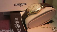 Longines automatique automatic  22A  or 14 kt  , goud