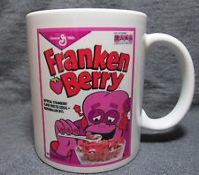 Franken Berry Cereal Box Coffee Cup, Mug - GM Classic - Sharp - COLLECT THE SET!