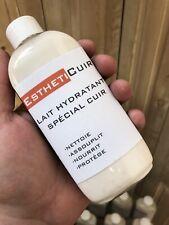 200ml Lait Hydratant Spécial Cuir Estheticuir Produit Nettoyant Assouplissant