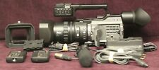 Sony Professional DSR-PD170 3 CCD MiniDV Camcorder w/12x Optical Zoom