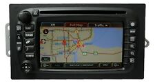 03 04 Chevy SUBURBAN TAHOE GMC YUKON GPS NON-LUX Navigation LCD Screen CD Player