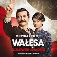 Walesa. Czlowiek z nadziei - muzyka z filmu (CD) 2013 soundtrack NEW