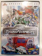 TransFormers Robots In Disguise Vol 01 (Dvd - Speciale Edition Stormovie) Nuovo