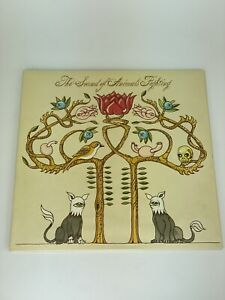 Sound Of Animals Fighting - Tiger & The Duke Vinyl 1st Pressing Hot Topic /1800