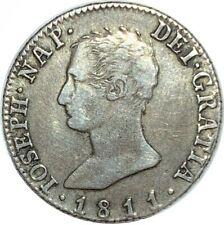ESPAGNE JOSEPH NAPOLÉON 4 Reales 1811 AI