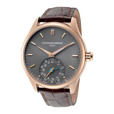 Frederique Constant FC-285LGS5B4 Horological Smartwatch Men's 42mm Grey Dial