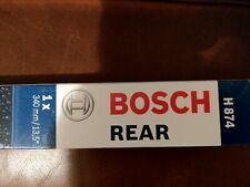 2x Bosch Wiper Blade H874 3397004874 [4047023127013]