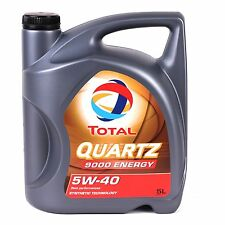 [4,70€/L] 5 L 5W40 TOTAL QUARTZ 9000 ENERGY MOTORÖL VW 502 00 VW 505 00