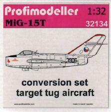 Profimodeller 32134 1/32 Resin Mikoyan MiG-15T target tug, conversion set