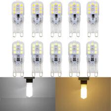 1x Dimmable G9 5W LED Corn Bulb Light Silicone Crystal Halogen Lamp 110V-220V
