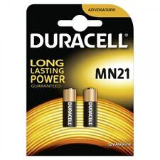 2x Batterie 12V A23 LR23A MN21 V23GA DURACELL Blister