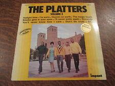 33 tours the platters volume 3 enregistrements originaux twilight time