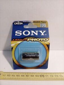 SONY LITHIUM PHOTO 3V CRI23A NEW!!!