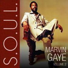 Marvin Gaye - S.O.U.L. Volume 2 CD NEW SEALED