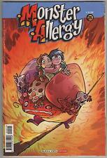 MONSTER ALLERGY N.25 GLI INVASORI 1a prima edizione buena vista disney 2005