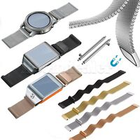 Milanese Loop Wrist Watch Band for Samsung Gear S3/SM-R380 SM-R381/SM-R382 #H2U