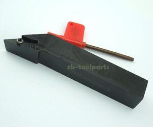 93 Degrees 20x125mm screw type boring bar Cylindrical turning tool SVJCR2020K16