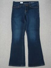 Wedding & Formal Occasion Learned Gap 1969 Perfect Boot Womens Jeans Sz31l Dark Wash Actual 34x34.5 Girls' Formal Occasion
