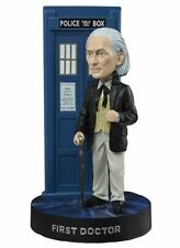 Doctor Who - 1st Doctor with Light-Up Tardis Bobble Head - Diorama Figure