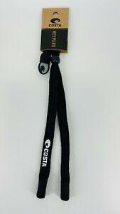 Costa Del Mar Sunglass / Eyeglass Keepers Eyeglass Cord - Black