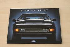 153687) FORD PROBE prospetto GT 11/1990