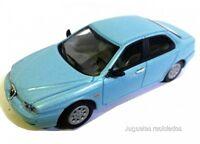 1/43 ALFA ROMEO 156 SOLIDO DIECAST miniatura metal escala model car