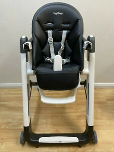 ❤️ Peg Perego Siesta Follow Me baby high chair made in Italy RRP$400