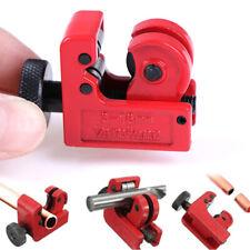 """Mini Pipe Tubing Cutter 1/8"""" to 5/8"""" OD Copper Brass Aluminum Cutting RK+K"""