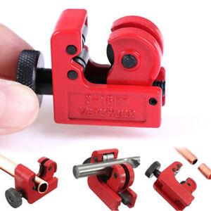 """Mini Pipe Tubing Cutter 1/8"""" to 5/8"""" OD Copper Brass Aluminum Cutting tool ZB"""
