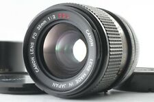 【 Exc5+】 Canon FD 35mm f/2 S.S.C SSC MF Wide Angle Lens w/ BT-55 Hood From JAPAN