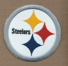 NEW 3 INCH PITTSBURGH STEELERS IRON ON PATCH FREE SHIPPING A2