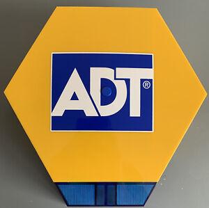 ADT Grade 3 Twin LED Live Alarm Siren Sounder Bell Box 7422 SFG G3F NEW