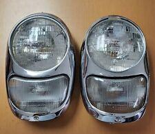 Mercedes 300SL Roadster Headlights