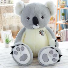 Giant plush toy simulation koala doll cute stuffed animal koala bear gift NEW UK