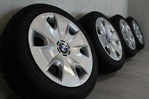"""16"""" BMW 1 series E81 E82 E87 E88 winter wheels with Goodyear RFT tyres"""