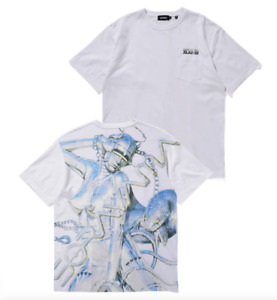Hajime Sorayama X Large SEXY ROBOT POCKET TEE T-shirt Size XL Rare Dior