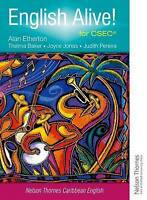 English Alive! for CSEC by Etherton, Alan (Paperback book, 2008)
