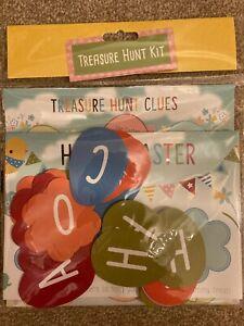BRAND NEW - Easter Egg Treasure Hunt Kit Clues
