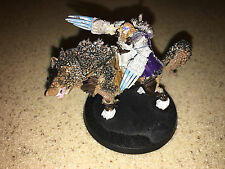 Warhammer 40000 40k Space Wolf Wolves Marines Canis Wolfborn finecast decent con