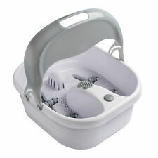 3.5L Foot Spa 4 roll massage+heating function+Anti-skip+Anti-splash